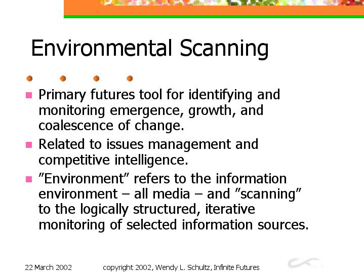 environmental scan paper Environmental scan paper: how does each company create value and sustain competitive advantage through business strategy custom paper.